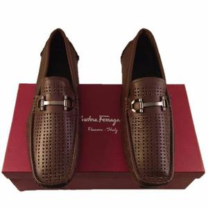 Mocasines Ferragamo Gucci Louis Vuitton Lv Boss Mas Modelo
