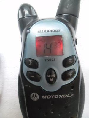 Radio Motorola Talkabout T Walkie Talkie Envío Gratis