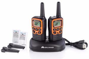 Radios Midland X Talker T51vp3 45km 28 Millas 2 Vías Evox