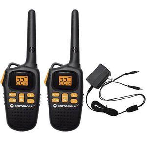 Radios Motorola 2 Vías 20 Millas De Alcance Md207r