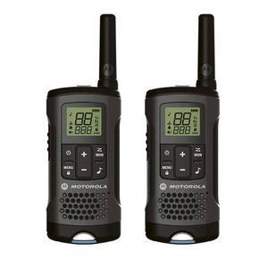 Radios Motorola Walkie Talkie 2 Vias 56 Km Talkabout T460mc