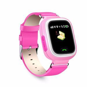 Reloj Smartwatch Gps Para Niños Q90 Localizador Perímetro