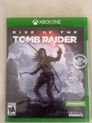 Rise of Tomb Raider. Juego para Xbox One
