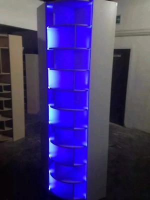 Cuadros decorativos con luces led tlaquepaque posot class - Zapatera giratoria ...
