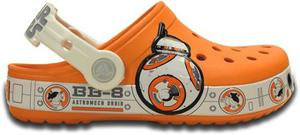 Zapato Crocs Niño Star Wars Hero Bb-8