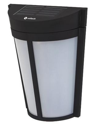 Arbotante Solar Con Sensor De Luz 1 Led