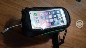 Bolsa porta celular para bicicleta