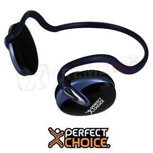 Diadema Perfect Choice Con Microfono Y Banda Pc-