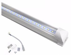 Lampara Tubo Led 1.20 Mts Base Aluminio 18w T8