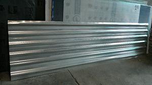 Se venden laminas galvanizadas de usadas en posot class for Laminas para enmarcar baratas