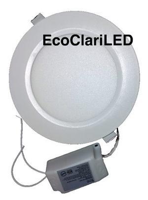 Lámpara Redonda Led 9 Watts Para Bote Integral 12 Cm