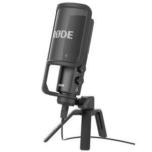 Microfono Condensador Usb Rode Nt-usb