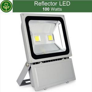 Reflector Led 100w Lampara Exterior Cob Ahorrador Mod