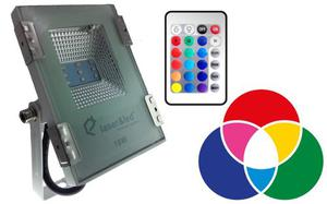 Reflector Led 10w Rgb Multicolor