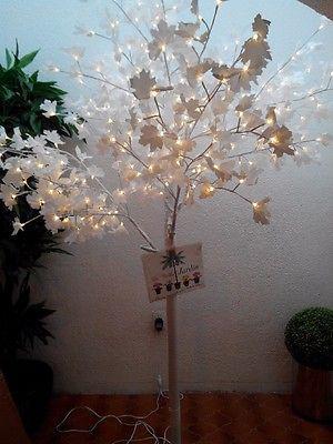 arbol led decorativo