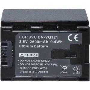 Bateria Vg121u(t) Videocamara Jvc Everio Gz-hd500 Hd500aa