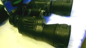 Binocular De 20x50 Profesionales Ahulados Con Brujula