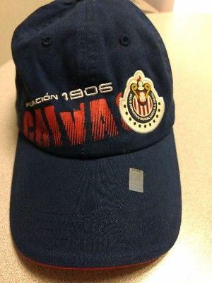 Bonita gorra original nueva de las chivas