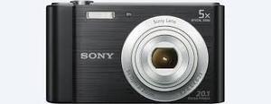 Camara Compacta Digital Marca Sony Dsc-w800