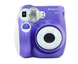 Camara Instantanea Polaroid Pic-300 Pif 300 - Morado