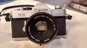 Cámara Canon Tx Reflex