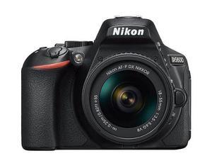 Cámara Nikon D Dslr + Lente  ¡envío Inmediato!