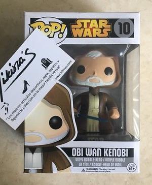 Funko Pop Obi Wan Kenobi Star Wars 10