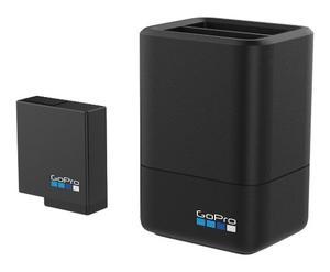 Gopro Cargador De Bateria Dual + Bateria - Hero5