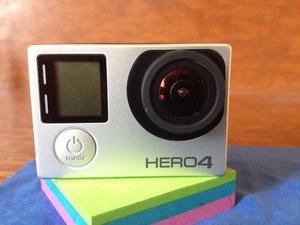 Gopro Hero 4 Silver + Memoria 32gb Gratis!!