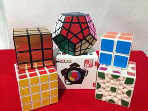 Rubik Cube Magic, Llévate 5 Cubos A Un Precio Sin