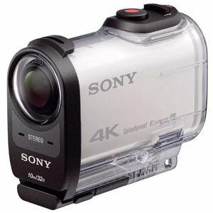 Sony Fdr-xv 4k Videocamara De Accion A Prueba De Golpes