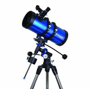 Telescopio Meade Polaris Reflector 127 Mm Montura Ecuatorial