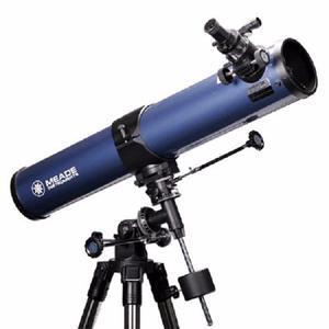 Telescopio Profesional Meade 900 X 114mm Montura Ecuatorial