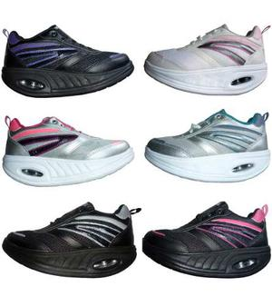 Tenis Fitness Step Suela Curva Hard Step