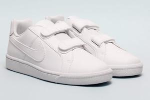 Tenis Nike Niños Blancos
