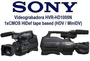 Videocamara Sony Hvr