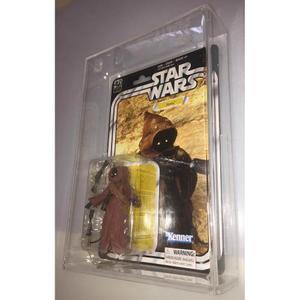 Case De Acrilico Para Figura Star Wars 40 Aniversario