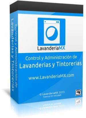 Lavanderiamx - Software Para Lavanderías Y Tintorerías