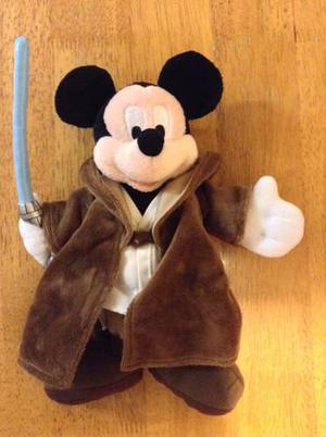 Peluche Star Wars Weekends  Jedi Mickey Mouse
