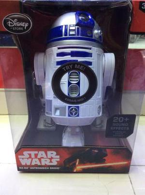 R2-d2 Arturito De Star Wars Con Sonidos Exclusivos De Disney