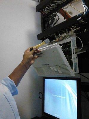 Servicio, Cableado e Instalación de Conmutadores