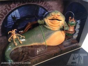 Star Wars Black Series 6 Jabba The Hutt Sdcc