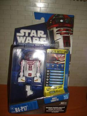 Star Wars Clone Wars R4-p17 Cw30 Droide Astromecanico Droid