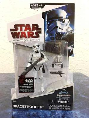 Star Wars Spacetrooper Droid Factory Bd03