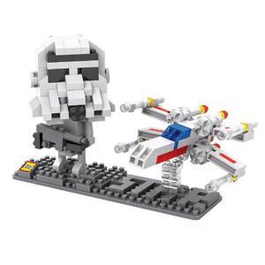 Stormtrooper Star Wars Envío Gratis! Miniblocks Loz Armable