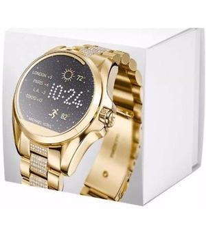 mk dorado smartwatch nuevo sellado