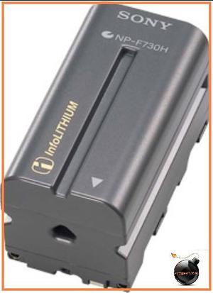 Bateria Recargable Videocamara Sony Dcr-tr Tr Vx