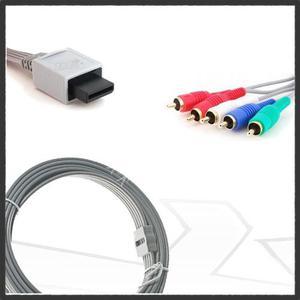 Cable Componente Hdtv Para Wii Obten La Mejor Imagen !