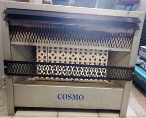 Calefactor de as