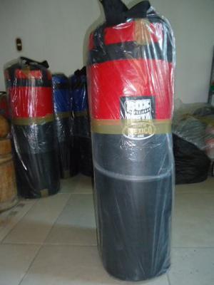 Costal Box Lona /vinil Guantaletas De Regalo Envio Gratis